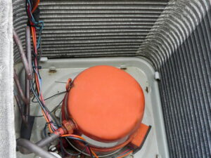 compressor-inside-air-conditioner